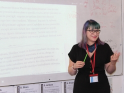 Mish Bancroft (tutor since 2018)
